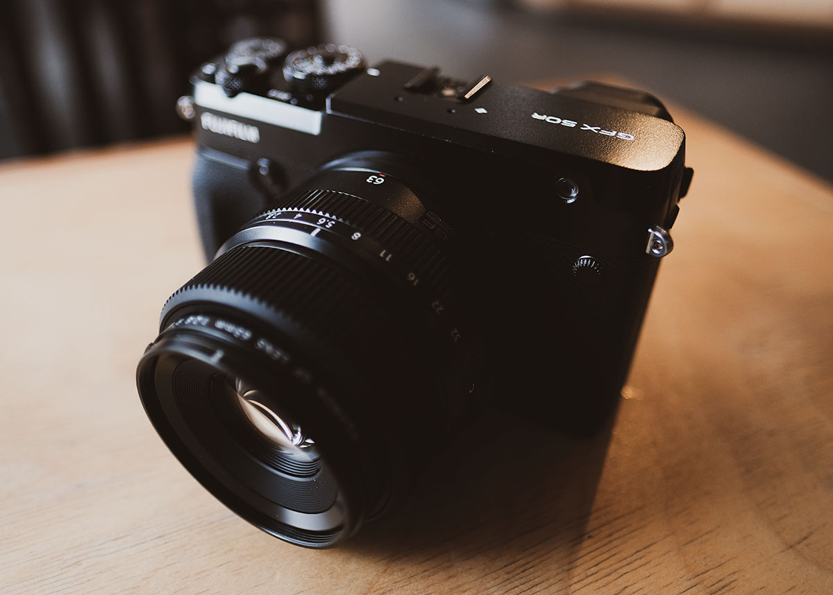 The Fujifilm GFX50R mirrorless camera review