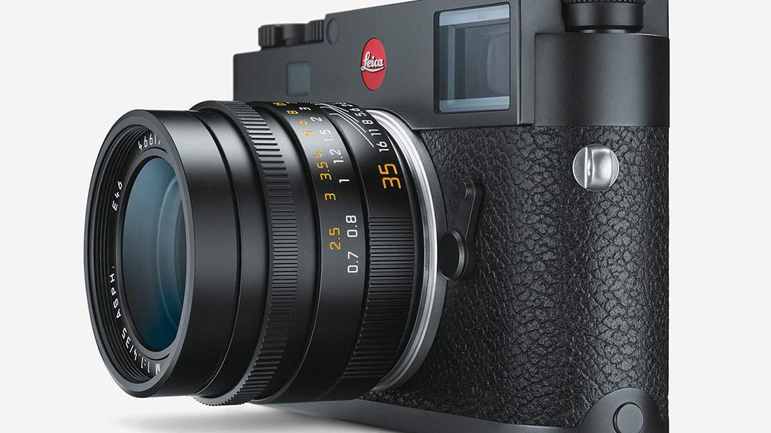 Modern Leica M camera