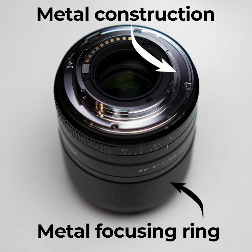 lens bayonette mount